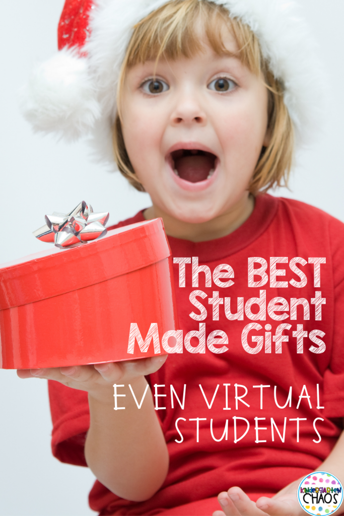 The Best Student Made Gifts Even For Virtual Students