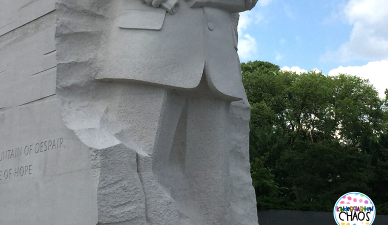 Martin Luther King Jr. Day: Last Minute Ideas For Kindergarteners