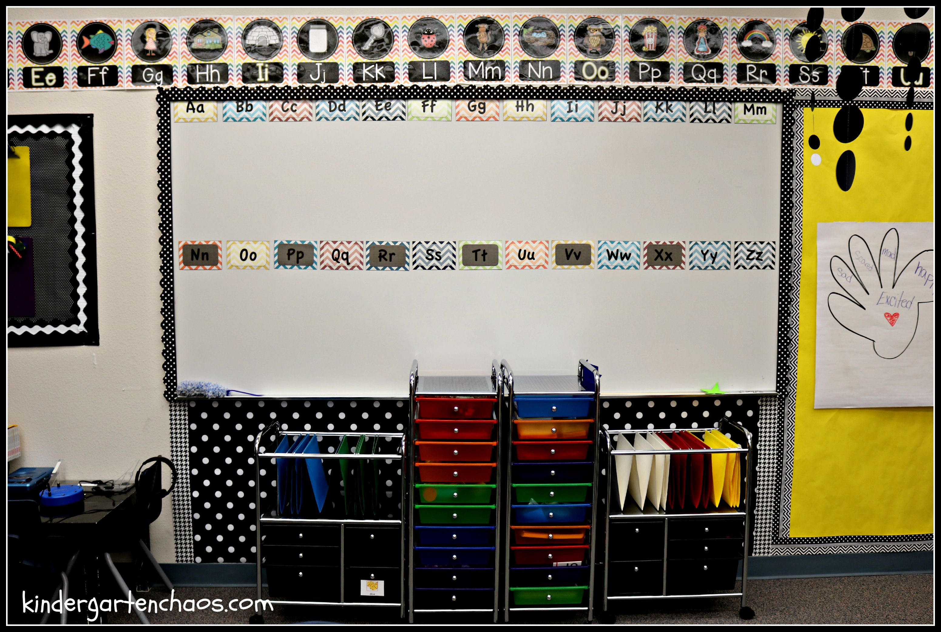 Kindergarten Word Wall  - Kindergarten Word Wall