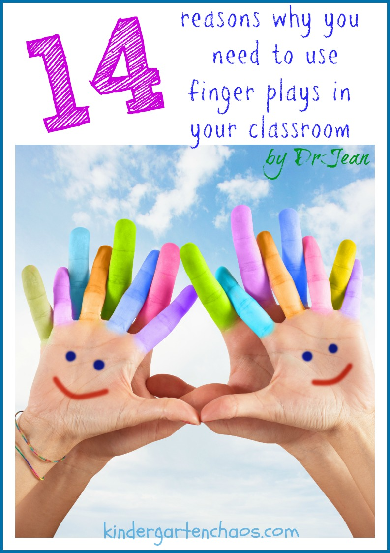 Finger Plays 101 with Dr Jean