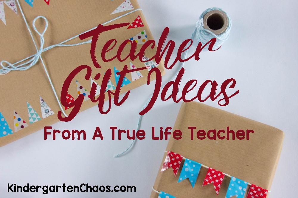 The Ultimate Teacher Gift List