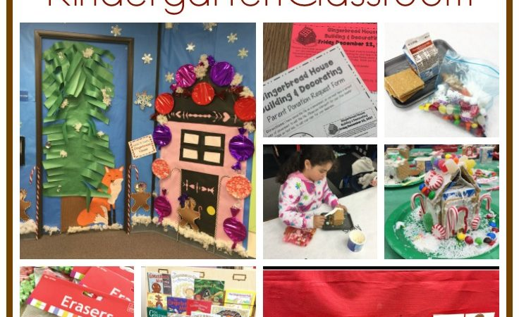 Gingerbread in the Kindergarten Classroom