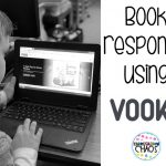 Free printable book response printable for your early elementary classrooms. This is fantastic for using with Vooks or any other story time. This will help encourage reading comprehension for your students, especially Kindergarten! #kindergarten #freeprintable #readingcomprehension #bookresponse