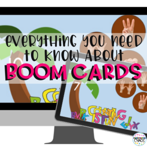 Everything You Need To Know About BOOM Cards