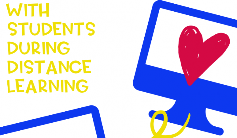 How To Make Connections With Your Students During Distance Learning
