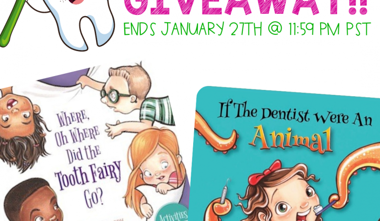 Dental Health Month Giveaway For Your Classroom