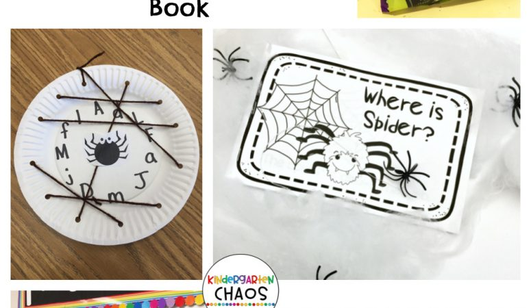 Spiders and Bats in the Classroom